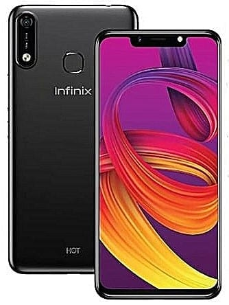Infinix Hot 7 Black