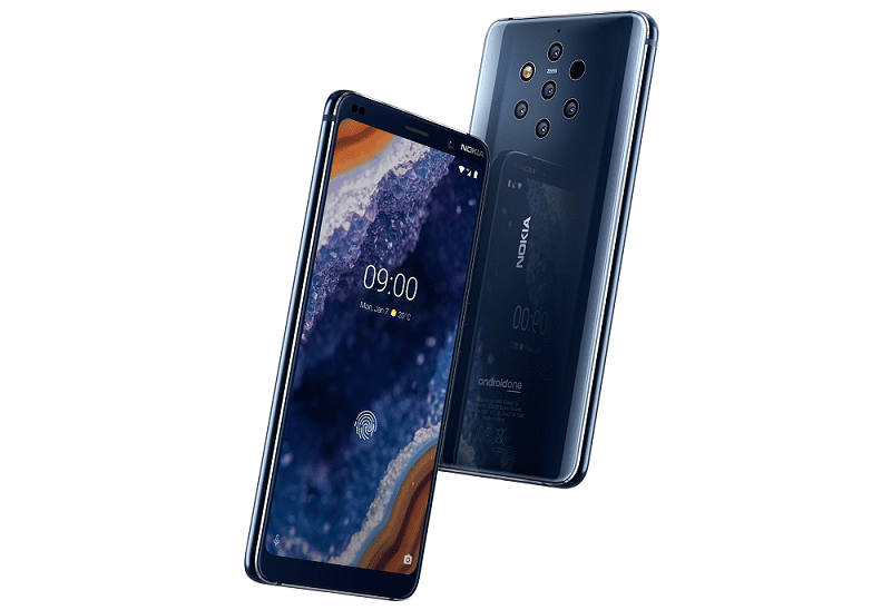 Nokia 9 PureView, the world's first smartphone with five camera array up for pre-order in Nigeria