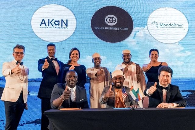 Akon Enlists Artificial Intelligence In Mission To Extend His Green Energy Vision In Africa And Beyond