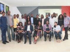 Inuagural Meeting of ISN Member Hubs held at Impact Hub Lagos