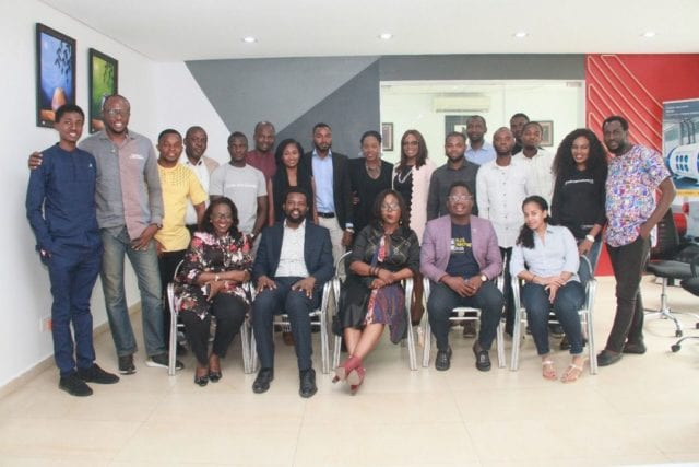 Inuagural Meeting of ISN Member Hubs held at Impact Hub Lagos