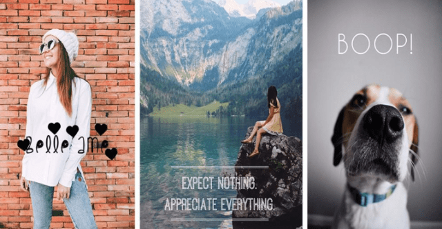 The Art of Adding Text to Your Photos