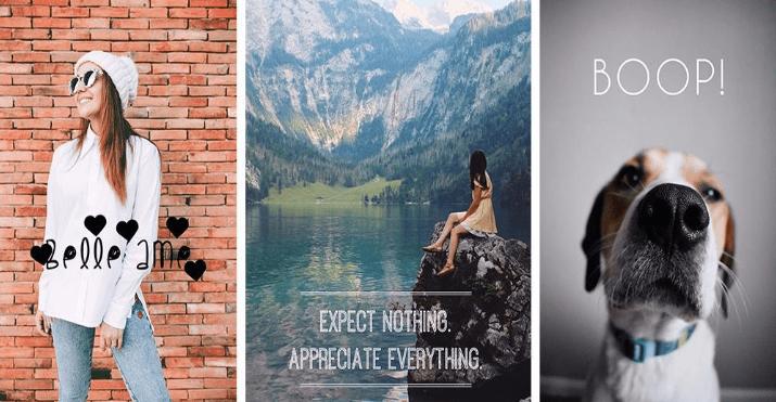 Adding Text to Your Photos