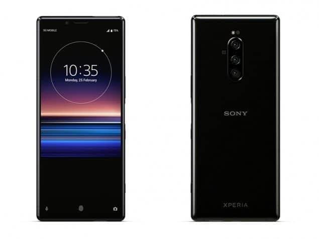 Sony Xperia 1 (Xperia XZ4)