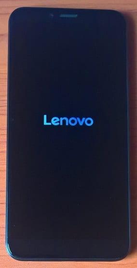 Lenovo K5 Play Booting Second Screen