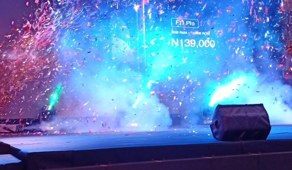 OPPO Mobile Launches in Nigeria, unveils F11 Pro, Flagship