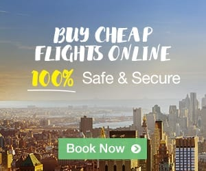 Buy Cheap Flight Online on TravelStart
