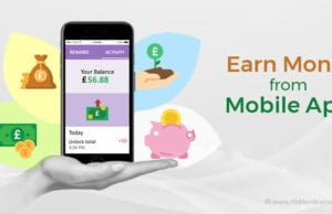 Earn Money from Mobile App