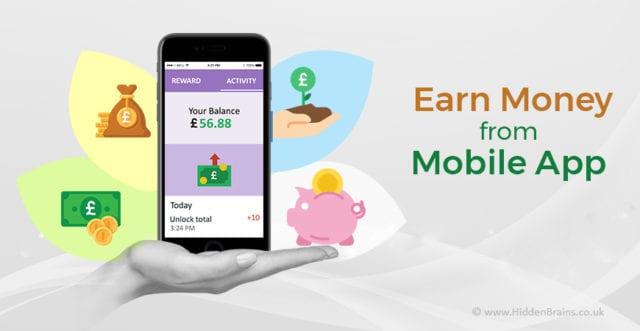 Earn Money from Mobile App