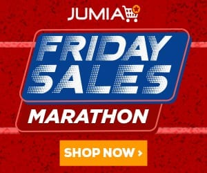 Jumia Friday Sales