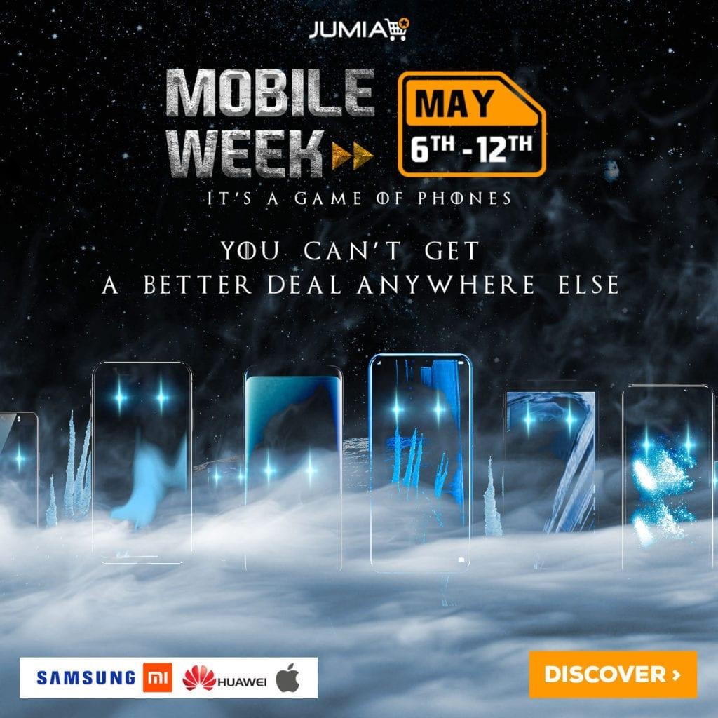 Jumia Mobil Week Sale