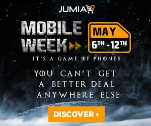 Jumia Mobile Week Deals