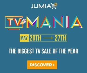 Jumia TV Mania Deals Banner
