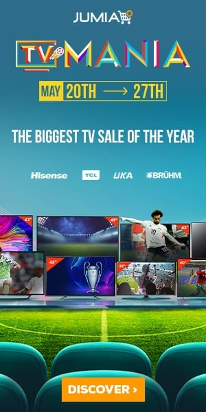 Jumia TV Mania Deals