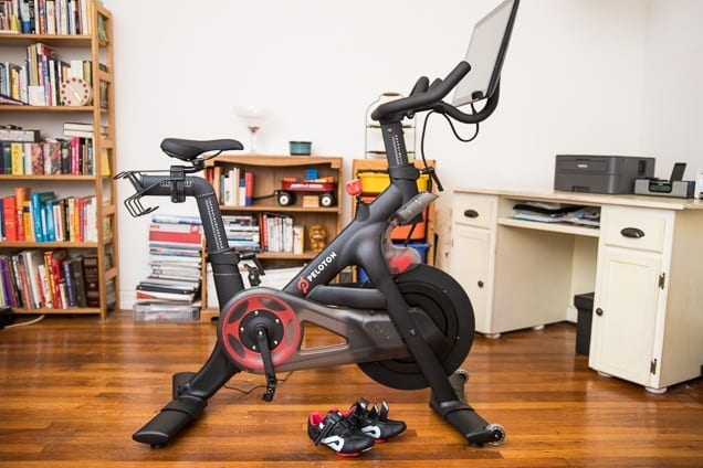 The Peloton Bike