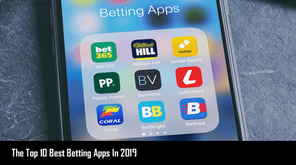 Top Five Betting Apps