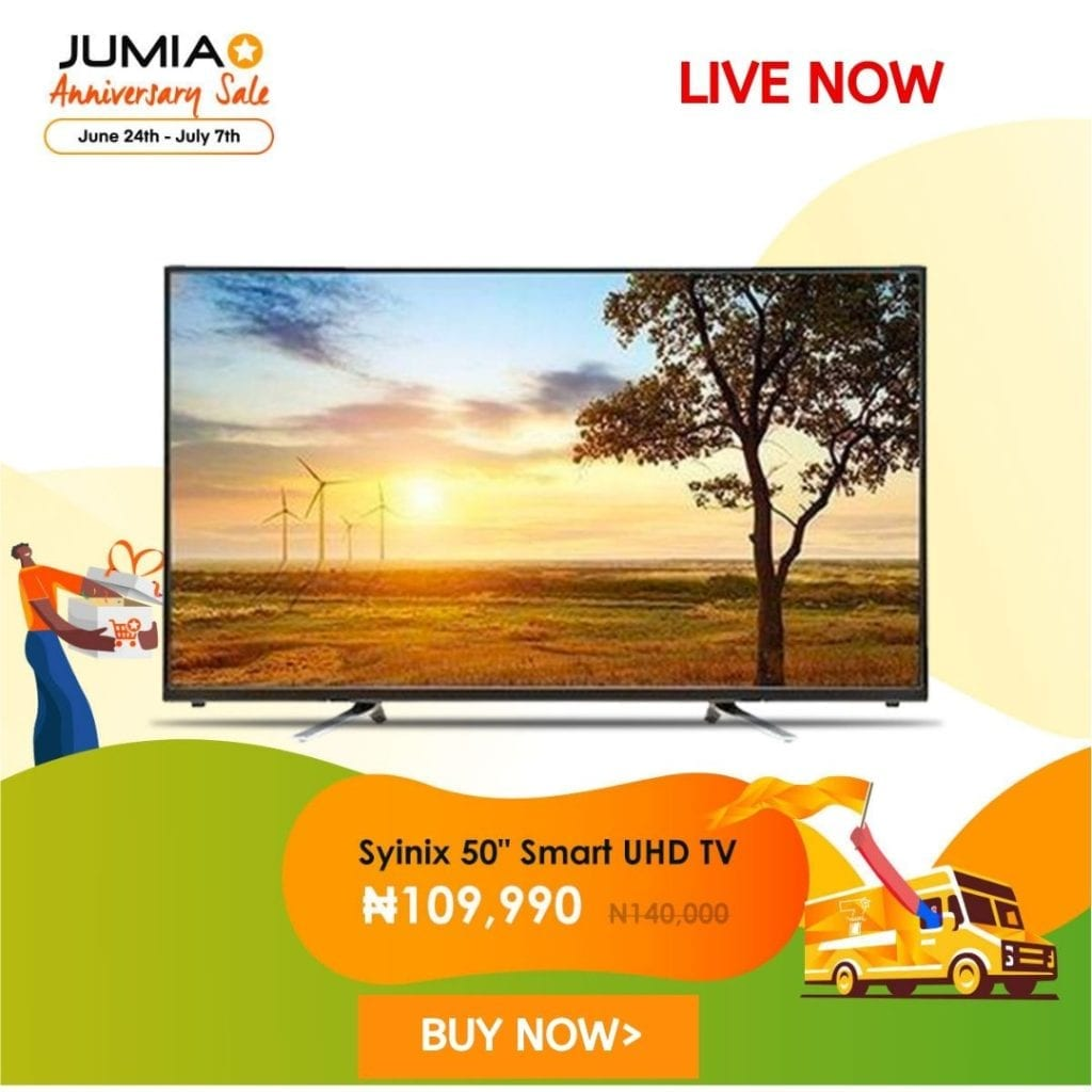 Deals on Syinix TV
