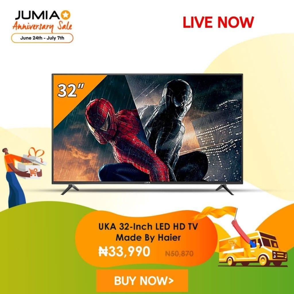 Jumia Anniversary Sale