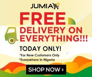 Jumia Anniversary Free Shipping