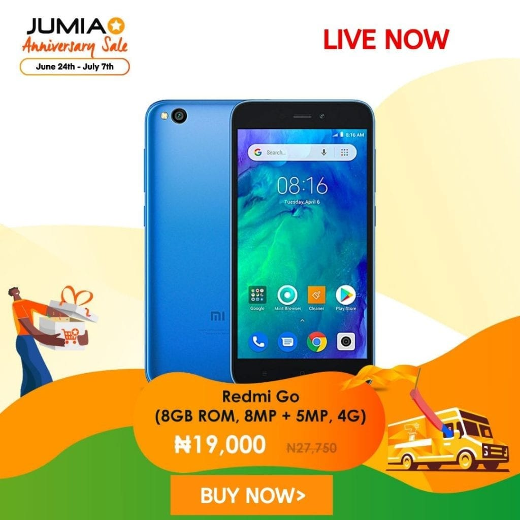 Jumia Anniversary Deals