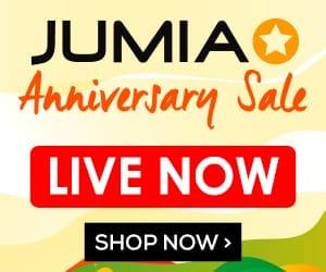 Jumia Anniversary Deals 2019