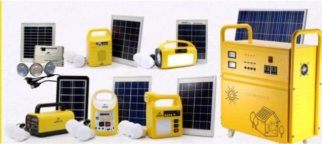 Salpha Energy Solar Home System