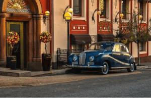 Walking Down Memory Lane: A Brief History of Cars