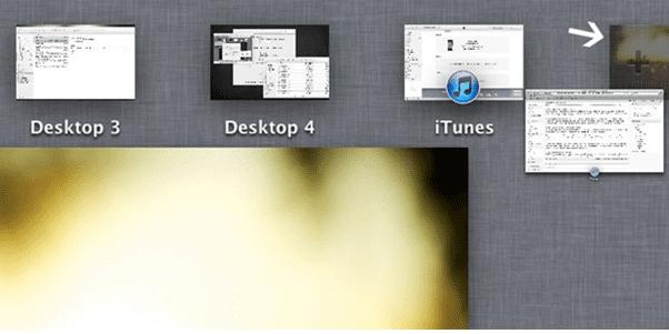 Create New Desktop on Mac