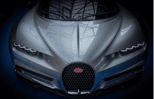 Bugatti Electric Car