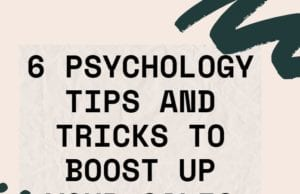6 Psychology Tips and Tricks to Boost up Your Sales