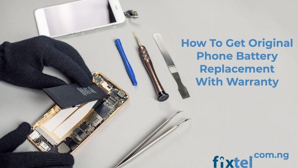 Phone Battery Repair Near Me