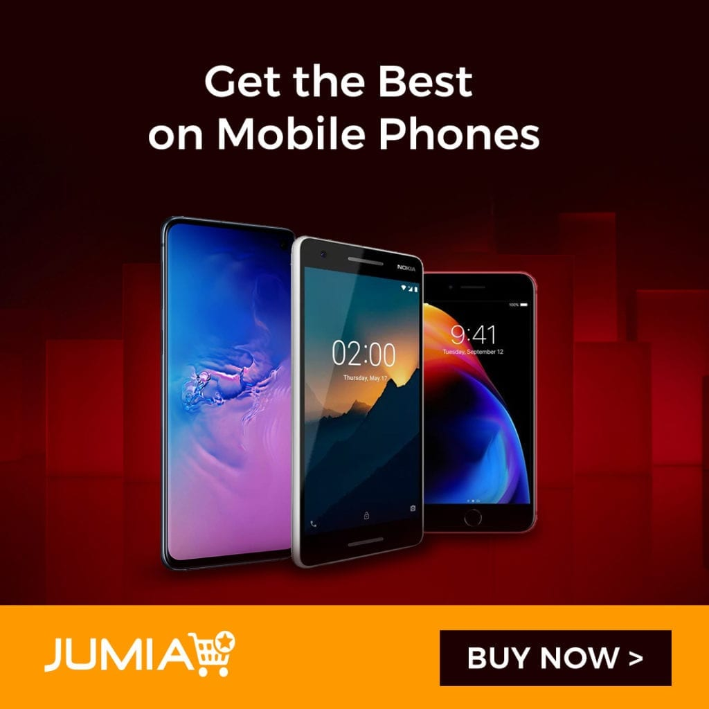 Jumia Clearance Deals