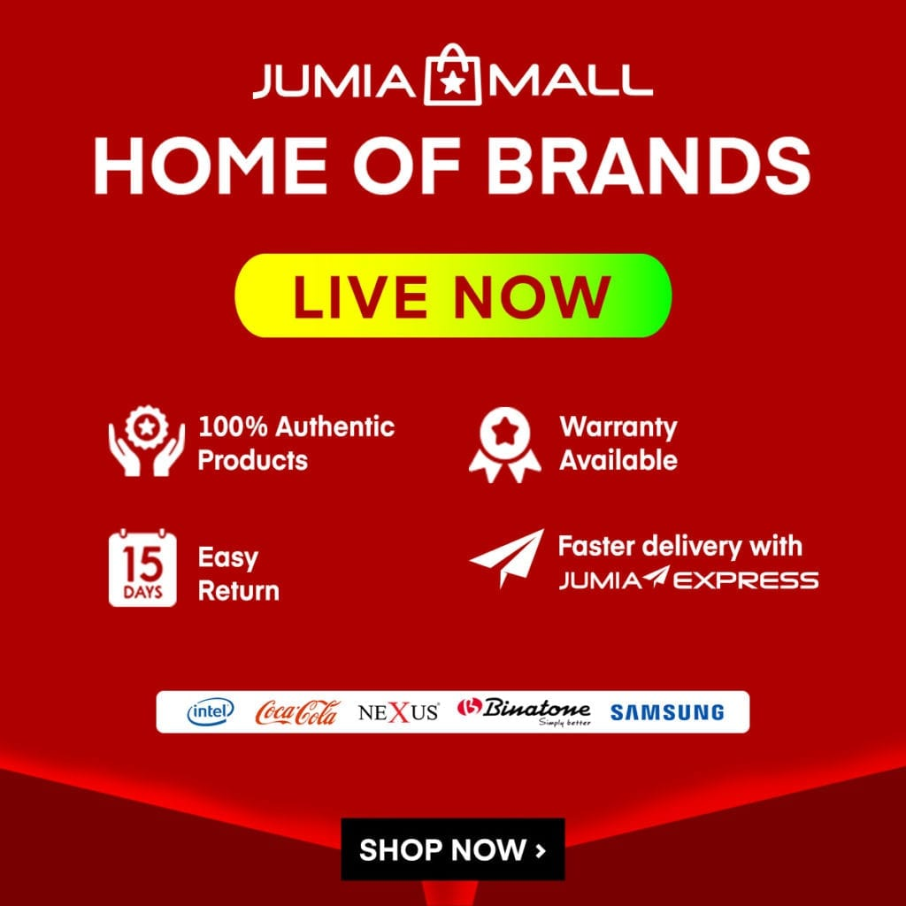 Jumia Mall Brands