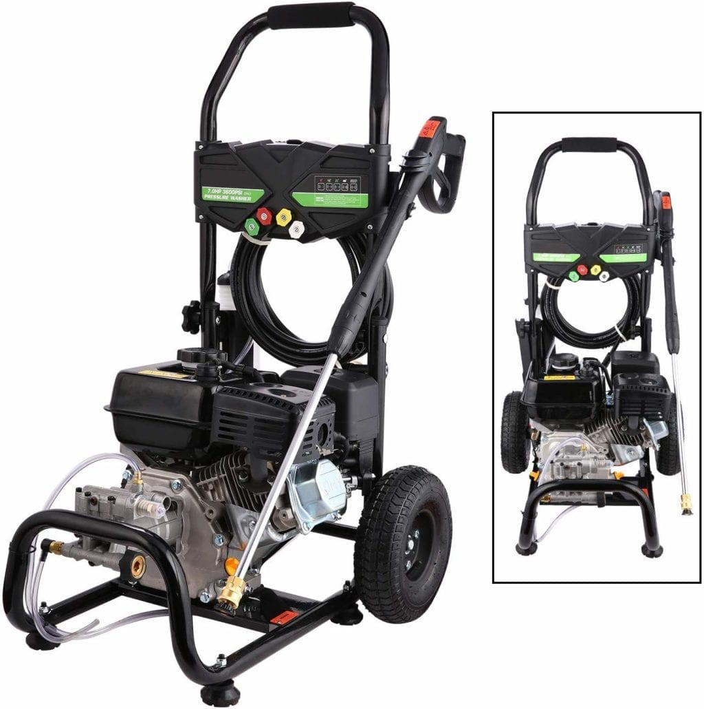 Cacat Gas Pressure Washer