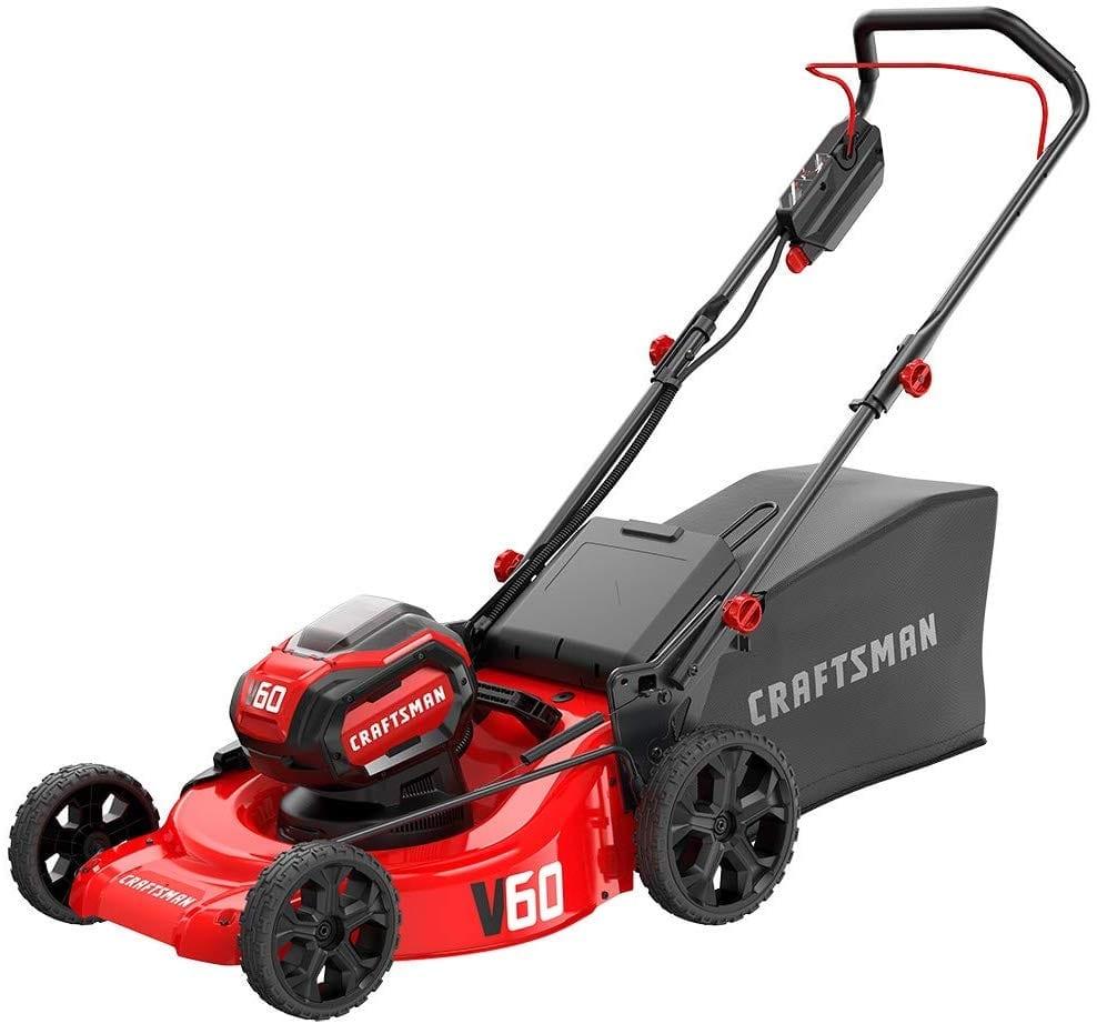 CRAFTSMAN V60 3-in-1 Lawnmower