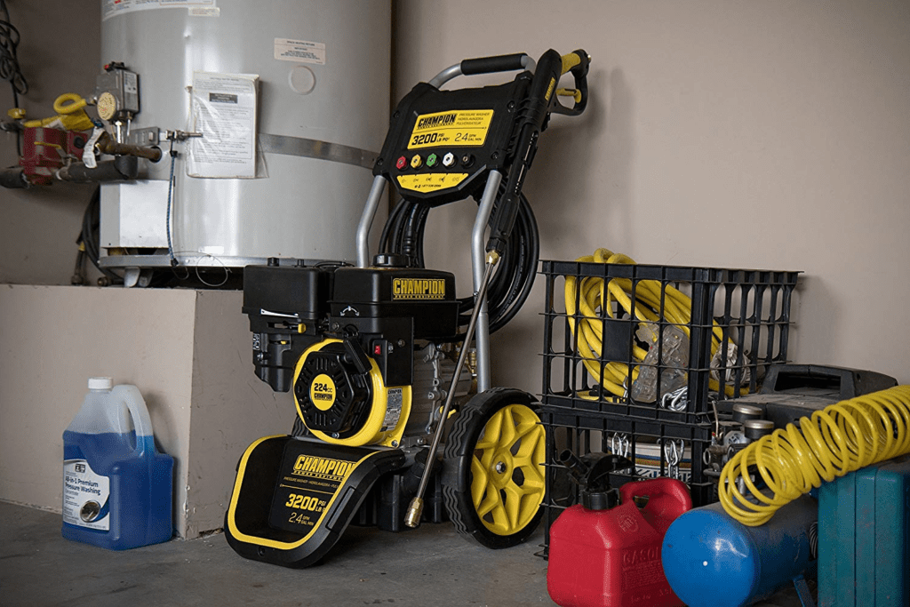 Champion 3200 PSI pressure washer