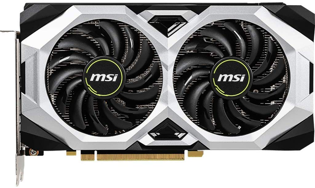 MSI GAMING branded NVIDIA GeForce RTX 2060