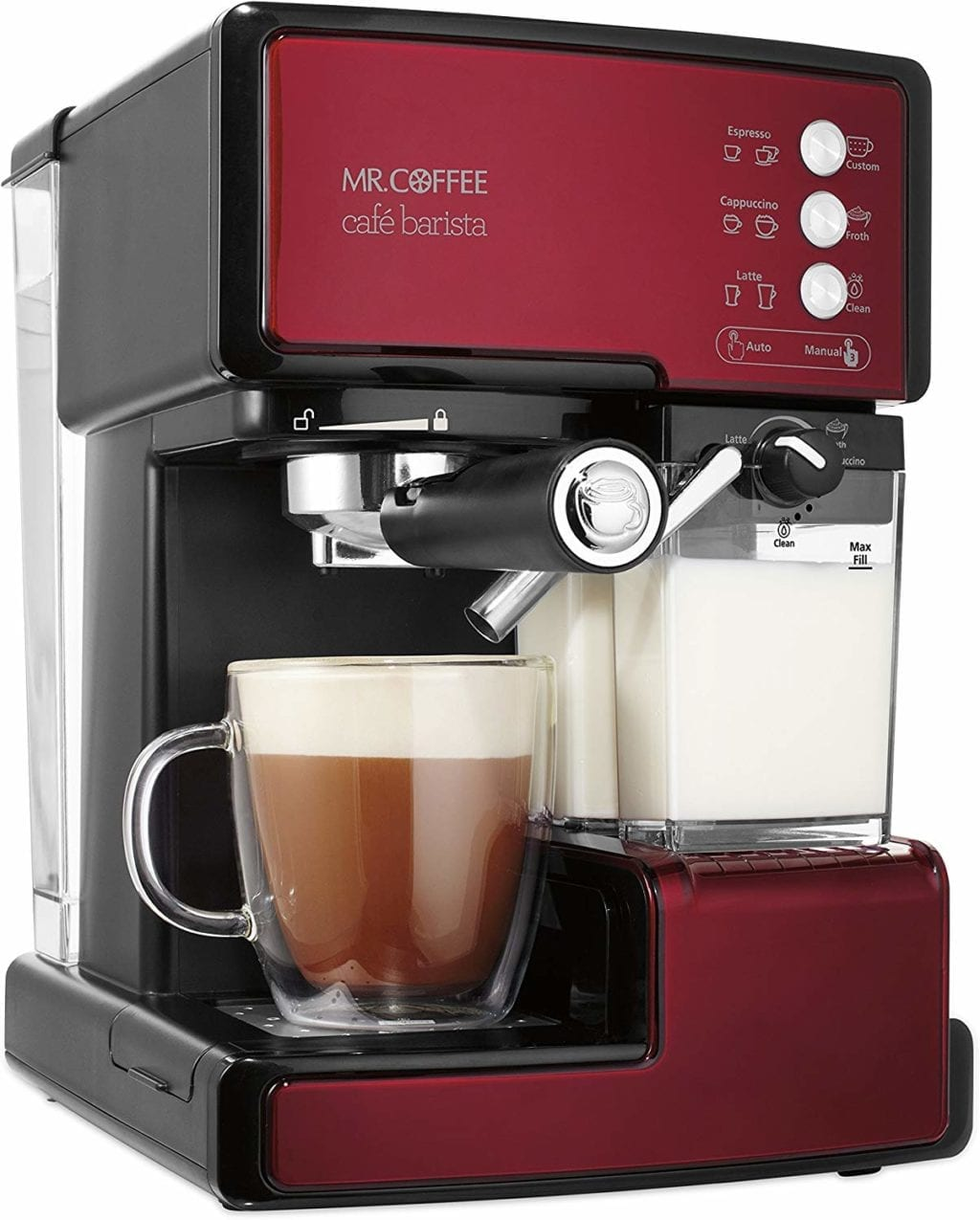 Mr. Coffee Cafe Barista BVMC-ECMP1106