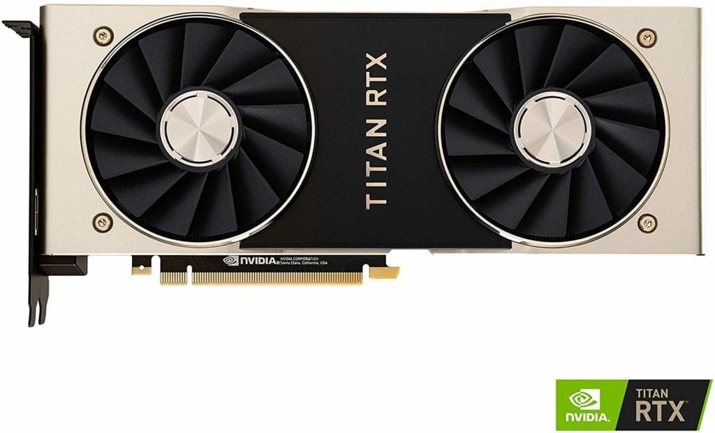 NVIDIA Titan RTX Graphics Card techlector.xyz