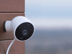 Nest Outdoor Security Camera