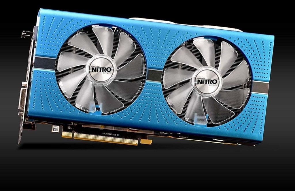 AMD Radeon Nitro+ RX 590 8GB GDDR5