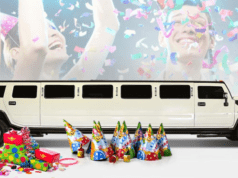 A Limo For New Year's Eve