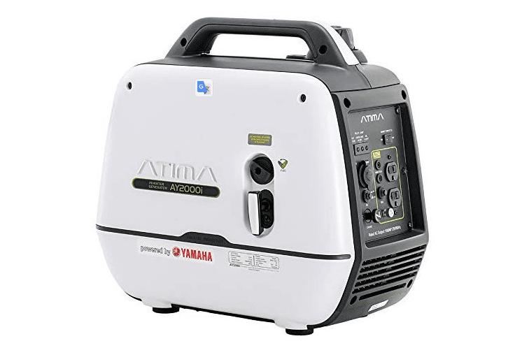 Atima AY2000i - best inverter generators