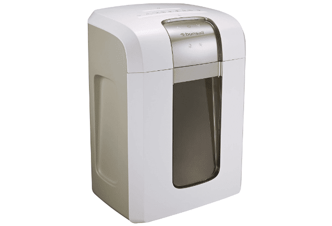 Bonsaii 4S30 Paper Shredder - Best Paper Shredders