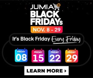 Jumia Black Friday Sale