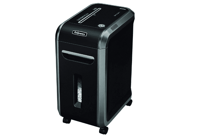 Fellowes Powershred 99Ms 14-Sheet Paper Shredder