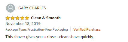 Philips Norelco Shaver 4500 AT830 / 41 Review
