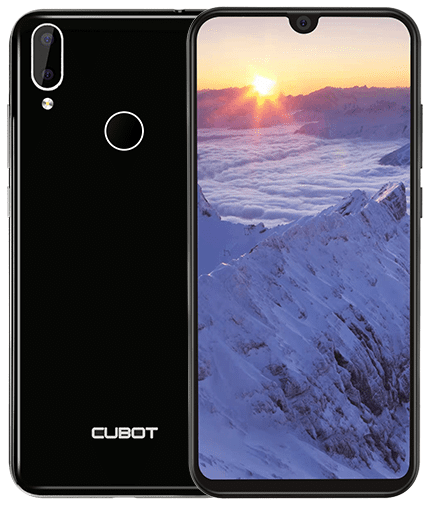 Cubot R19 Black