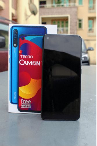 Tecno Camon 12 Air Photo