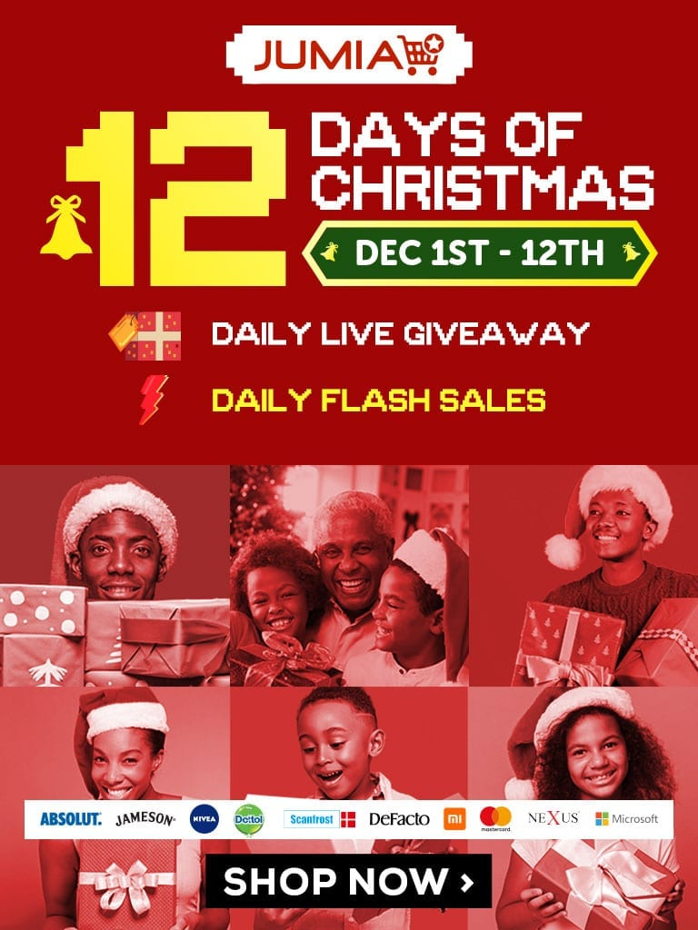 Jumia Christmas Sale